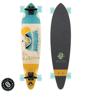 "Sector 9 Longboards #The Send (34.5"" x 8.5"" WB - 23.625"")"