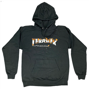 Thrasher Intro Burner Hood, Black