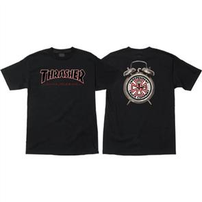 Thrasher TTG Short Sleeve Tee, Black