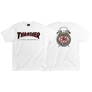 Thrasher TTG Short Sleeve Tee, White