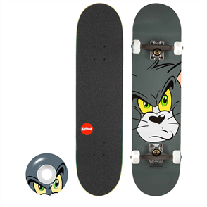 Almost Tom Face Resin Premium Complete, Grey 8.0""