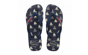 Havaianas Top Nautical 4368  Jandals, NAVY BLUE
