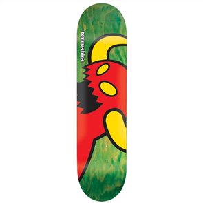 Toy Machine DECK 8.38 VICE MONSTER GREEN