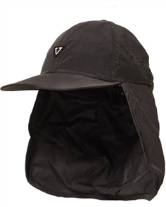Vissla Travelers Hat, Dark Grey