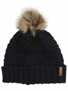 Roxy BLIZZARD BEANIE, BLACK