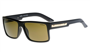Liive Truth Sunglasses, Matt Black