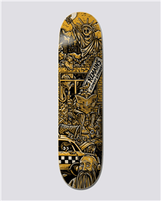 Element TIMBER REMAINS LIBERTY 8.38 SKATE DECK