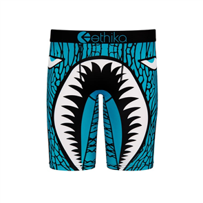 Ethika War Plane Shark Staple Underwear