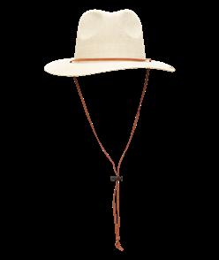 Billabong THE CRUSHER STRAW HAT, NATURAL