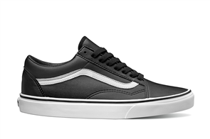 Vans Old Skool Clas Tumb Black/White