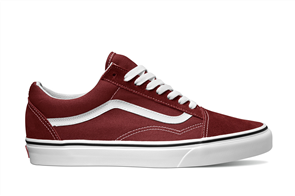 Vans Old Skool Mad Shoe, Brown True White
