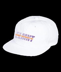 Element FLASHBACK SNAPBACK, WHITE