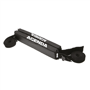 Agenda Universal Soft Rack Single Black