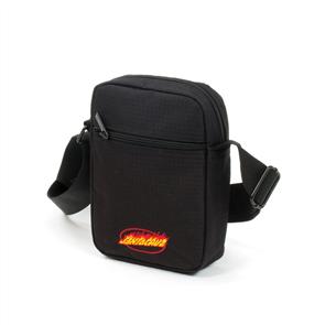 Santa Cruz Flame Strip Side Bag, Black