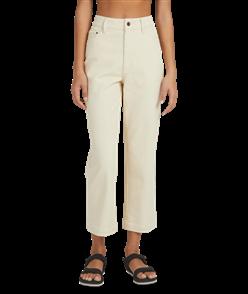 Roxy JANA CORD PANT PANTS, TAPIOCA