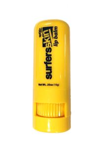 Surfers SKin US SPF30+ Lipblam 10g, Yellow