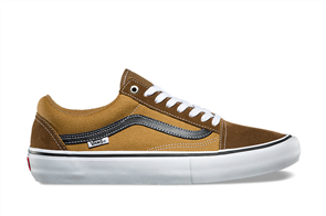 Vans Old Skool Pro (2-Tone) Teak Brown