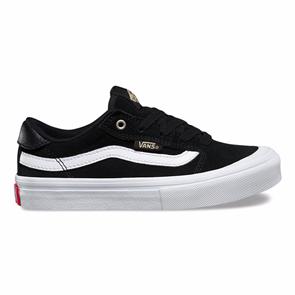 Vans Style 112 Pro Kids Skate shoe Black