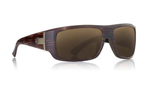 Dragon Vantage Sunglasses Matte Woodgrain I Bronze P2