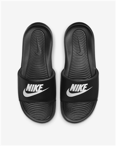 Nike VICTORI ONE SLIDE SHOE, BLK/WHT
