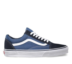 Vans OLD SKOOL SHOES, NAVY