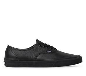 Vans Auth (Lth) Shoes, Black