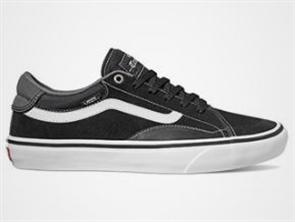 Vans Mens Tnt Advanced Prototype Shoes, Black White