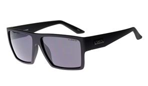 Liive Volt Sunglasses, Matt Black