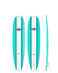 Walden Magic Model X2 Longboard, Green