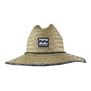 Billabong Waves Straw Hat NZ36