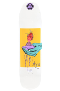 Welcome DECK SOIL - NORA VASCONCELLOS WICKED PRINCESS, Size 8.125