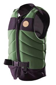 Rip Curl Dawn Patrol Buoyancy Vest, Green