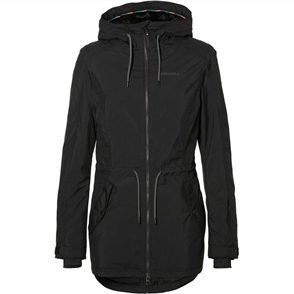 Oneill WOMENS EYELINE JACKET, BLACK OUT