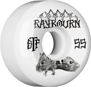 Bones STF - 55mm Raybourn Choose V5 Wheels