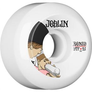 Bones STF Joslin London V5 Wheels, Size 51mm