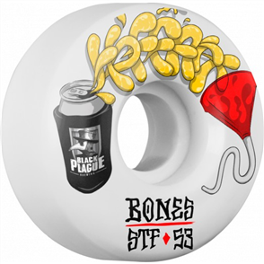 Bones STF Hoffart Beer Bong V3 Wheels, Size 53mm