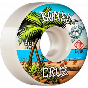 Bones STF Cruz Buena Vida V2 Locks Wheels, Size 53mm