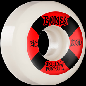 Bones 100 4 V5 Sidecut OG Formula, Size 52mm