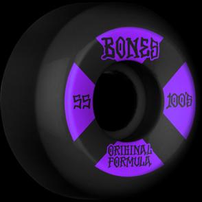 Bones 100 4 V5 Sidecut OG Formula, Size 55mm