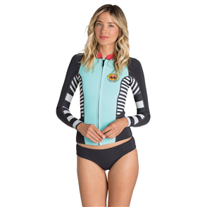 Billabong Peeky Jacket, Surf Blue