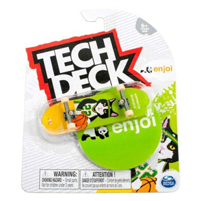 Enjoi Samarria Brevard Cat Magnet Green 96mm Tech Deck Fingerboard