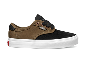 Vans Chima Ferguson Pro Youth Shoes Black Teak