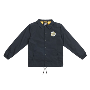 Santa Cruz Coiled Dot Coaches Jacket - Youth, Storm