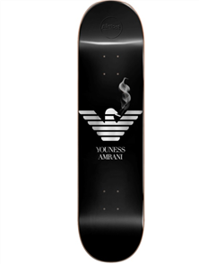 Almost Runway R7 Skate Deck, Youness Amrani