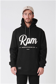 RPM Michigan Hood, Black