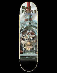 "Zero Iron Maiden Aces High LTD Edition Deck, Size 8.375"""
