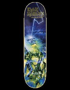 """Zero Iron Maiden Live After Death LTD Edition Deck, Size 8.25"""""""