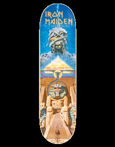 """Zero Iron Maiden Powerslave LTD Edition Deck, Size 8.5"""""""